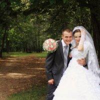 Свадьба. Юрий и Анна :: Юлия Галушко