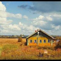 Моя любимая деревня :) :: Ксения Уварова