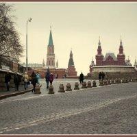 Красная площадь 2009г. :: Яков Реймер