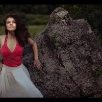 Сила природы :: Анастасия Красавина