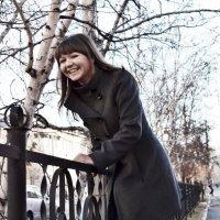 Прогулка :: Татьяна Матвеева