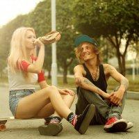 Катя и Рома :: Nikita Sychev