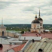 крыши старого Томска :: Vladimir Raduk