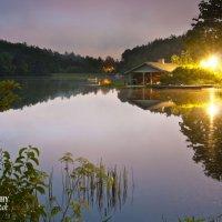 Утреннее озеро :: Petr Shostak