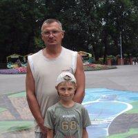 Артем и Сергей :: Николай Горазеев