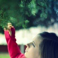 ебать как я люблю елки xD :: Лена Брант