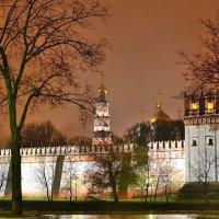 Новодевичий Монастырь :: Павел Чекалов