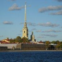 Петропавловская крепость :: Владимир Лагажан
