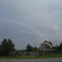 Вот такая радуга! :: Надежда Сергиенко