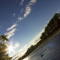 Солнце, вода, воздух :: Виктория Сам ая