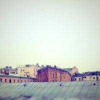 крыши :: Олег Рябковский