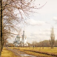 Снег растаял. 2005 г. :: Марк Васильев