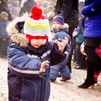 Танцующий мальчик :: Андрей Зарубин