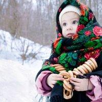 Русская зима :: Елена Беляева