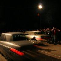 Ночные гонки :: Александр Никулин
