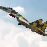 Су--35 :: Sergey Sokolov