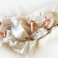 Крестильное платье :: Daria Dmitrieva