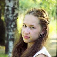 Девушка :: Елизавета Харина