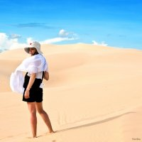 Пески Вьетнама :: Виктор Торба