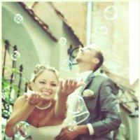 свадебные пузырьки )) :: Светлана Лысцева