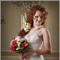 Невеста-красавица ) :: Константин Самоцветов