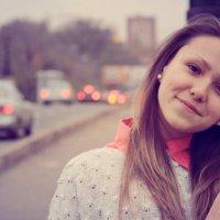 на мосту :: Yulia Golovina