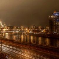 Москва. Дождь. :: Андрей Егоров