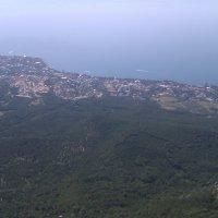 Вид с 1500 м над уровнем моря. :: Маша Зиновьева