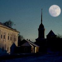 В старом городе :: Александр Варшавский
