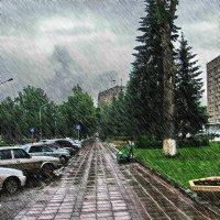 Ненастье :: Александр Варшавский