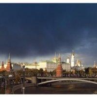 После дождя. Панорама. :: Рустам Ромуальдо