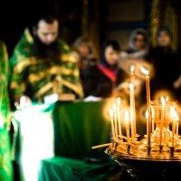 Пламя молитвы :: Александр Мирошниченко