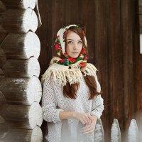 о русской красоте :: Таня Мочалова