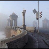 С-Петербург, Старо-Калинкин мост. :: Марк Васильев