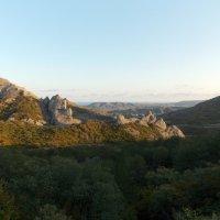 крымский пейзаж :: Alecs Coss