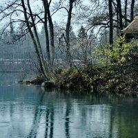 Черекское ущелье. Голубое озеро. :: Ахмат Б.