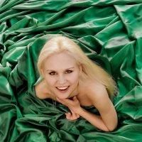 зеленый цветок :: Константин Бородулин