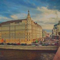 Москва :: Марта Май