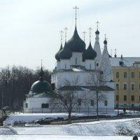 Церковь (Ярославль) :: Anton Сараев