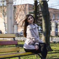 в парке :: Александр Кузин