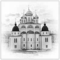 Успенский собор (Дмитров) :: Александр Назаров