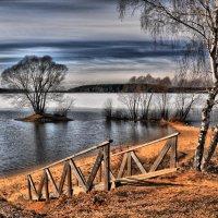 весенний пейзаж-2 :: Андрей Куприянов