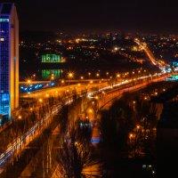 Донецк ночной :: Олег Зак