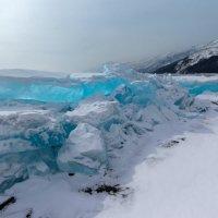 Байкальские сокровища: Аквамарин :: Алексей Трофимов