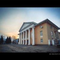 в городе ветра :: Алексей Григорьев