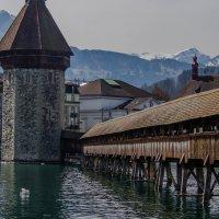 Башня и мост :: Witalij Loewin