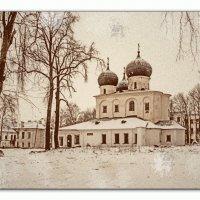 Из архива столоначальника уездного города. :: Евгений Никифоров