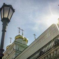У храма :: Микто (Mikto) Михаил Носков