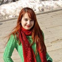 Весной :: Анастасия Курганова