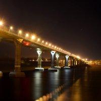 Мост через Волгу :: Иван Синицарь